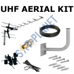 Saorview UHF Aerial Kit