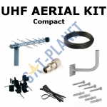 Saorview UHF Aerial Kit (Compact)