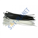 Cable Ties 295x4.8mm 9 (White)