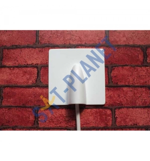 White Brick Buster Cable Cover image