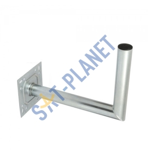 250mm Galvanised Steel Wall Mount