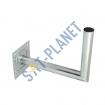 350mm Galvanised Steel Wall Mount