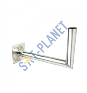 450mm Aluminium Wall Mount