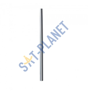 50mm X 2m Mast - Galvanised Steel