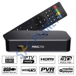 MAG-256 Full HD, 3D IPTV HEVC set top box