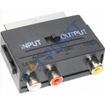 Scart to RCA Adapter