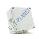 Waterproof  IP55 Electrical Junction Box (85x85x50mm)