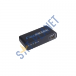 4 Way HDMI Splitter (Powered) 1 in 4 Out