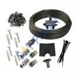 DIY installation kit for TV Aerial (Multiroom)