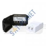High Gain UHF Variable Masthead Amp Kit 1-25dB - 4 Way