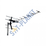 UHF Wideband Aerial 12 Element Antiference