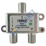 TV Splitter Passive - 2 Way