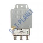 TV Splitter Powerpass Outdoor - 2 Way
