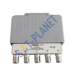 TV Splitter Powerpass Outdoor - 4 Way