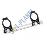 2 LNB Holder - Aluminium