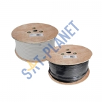 Coaxial Cable RG6 - 250m Wooden Drum