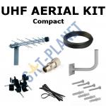 Saorview UHF Aerial Kit (Compact)