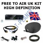 UK Free To Air Kit (High Definition)