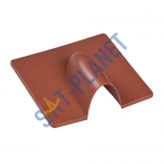 Brown Brick Buster Cable Cover