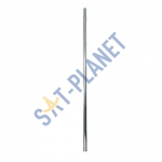 32mm X 1.8m Mast - Galvanised Steel