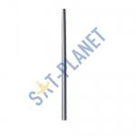 50mm X 2m Mast - Galvanised Steel
