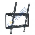 """Flat Tilt Bracket for 32"""" - 55"""" LCD/LED/PLASMA TVs"""